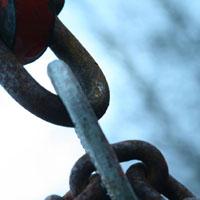 La chaîne qui représente le péché
